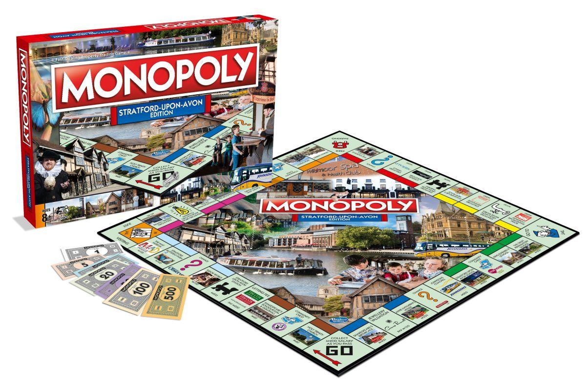 Stratford Monopoly